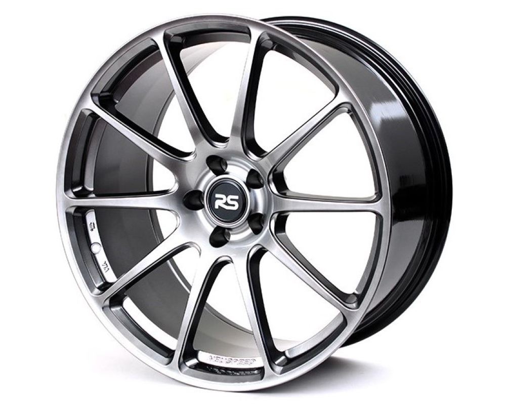 Neuspeed RSe102 Wheel 20x9.0 5x112 +40mm Hyper Black - 88.102.24HB