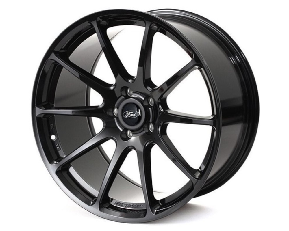 Neuspeed RSe102 Wheel 19x8.5 5x108 +45mm Black - 88.102.90B
