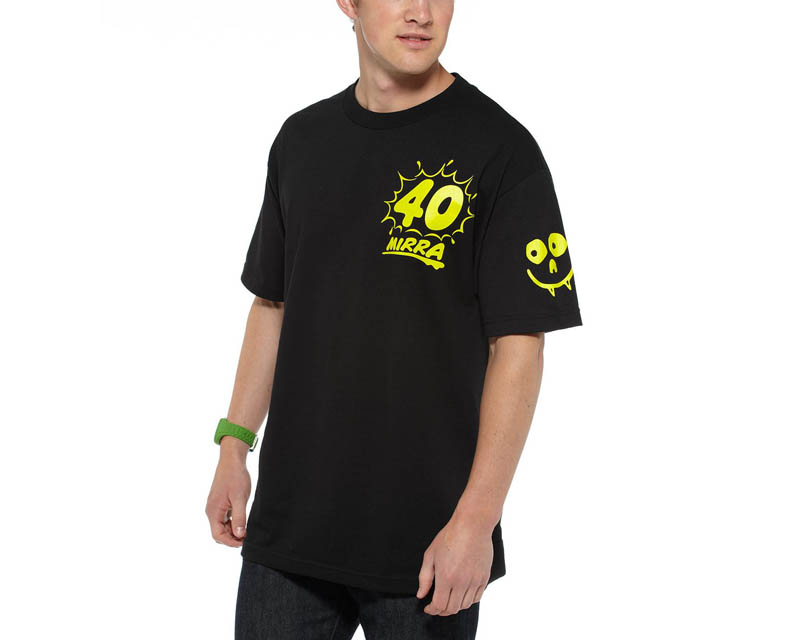 Image of Puma Global Rallycross GRC Dave Mirra 40 T-Shirt