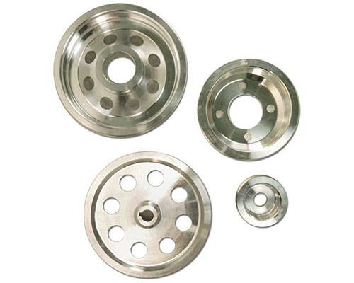 RalcoRZ Light Weight Crank Pulley Toyota Carina 1.8L 7A-FE Engine, AT211, Japan only 96-01 - 914129