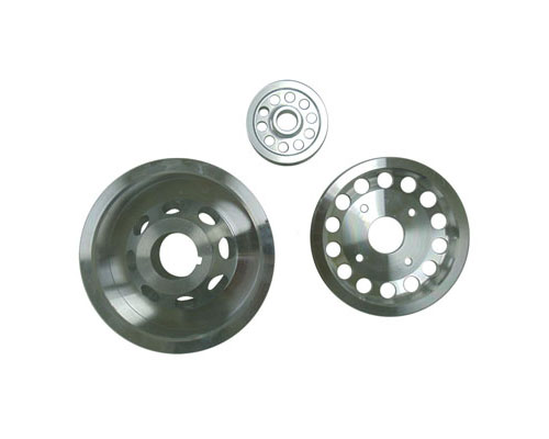 RalcoRZ Underdrive factory belt layout Crank Pulley Nissan  300ZX 3.0L Non-Turbo 90-93 - 914872