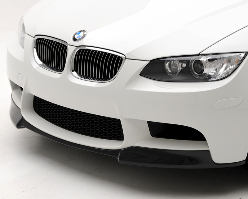 Vorsteiner V-RS Aero Carbon Front Add-on Spoiler BMW E90/E92/E93 M3 08-13 - 9300BMV
