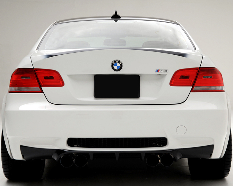 Vorsteiner V-RS Aero Single Sided Carbon Trunk Lid BMW E92 M3 08-13