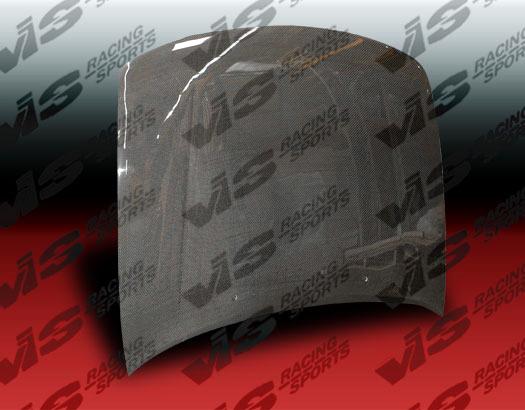 VIS Racing Carbon Fiber OEM Hood Nissan Maxima 95-99 - 95NSMAX4DOE-010C