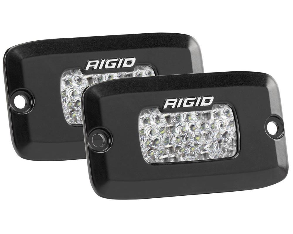 RIGID Industries Diffused Backup Flush Mount Kit SR-M Pro - 980013