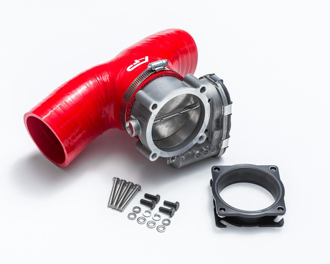 Agency Power Throttle Body Upgrade Kit Porsche 981 Boxster Cayman 3.4L - AP-981-102