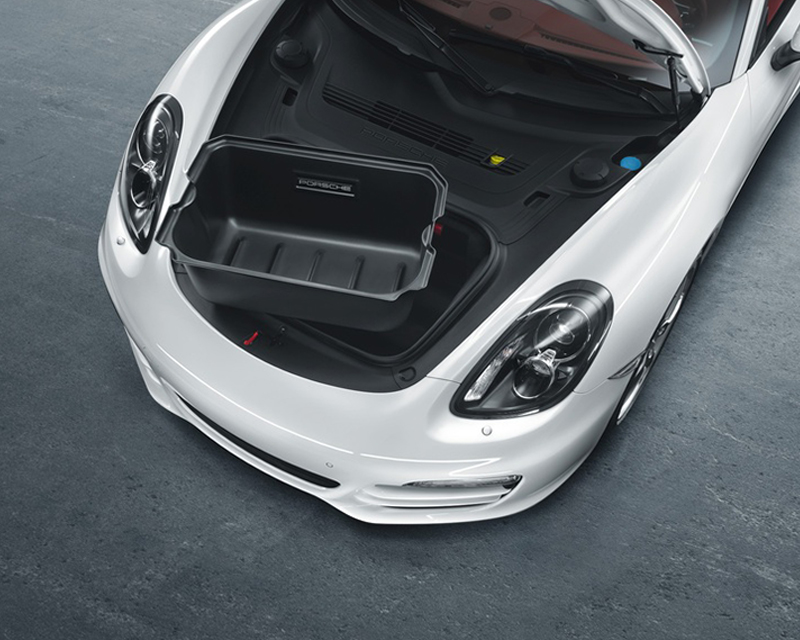 Genuine Porsche Front Trunk Compartment Liner 718 Boxster | Cayman - 99104400010