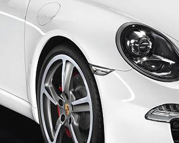 Porsche Genuine Clear Side Markers Porsche 991 Carrera 12-16