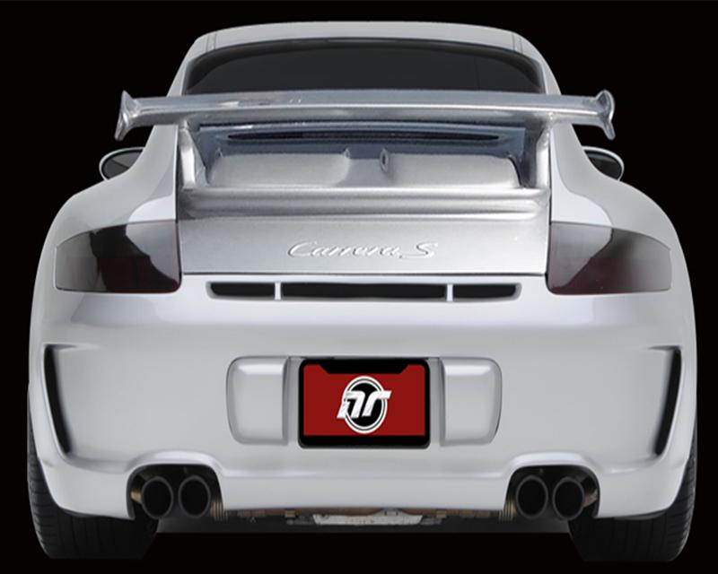 NR Auto Porsche 997.2 Urethane GT3 Style Rear Bumper Porsche 997.1 Carrera 05-08 - 99703-RB