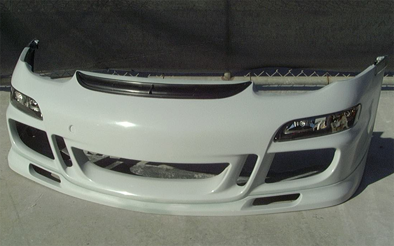 Porsche OEM 997 GT3 Hood Grill