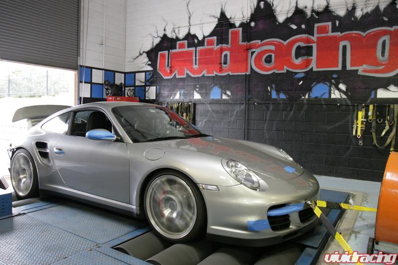 VR Tuned ECU Flash Tune Porsche 997 Turbo VTG Upgrade 700HP Tune - VRT-997TT-700