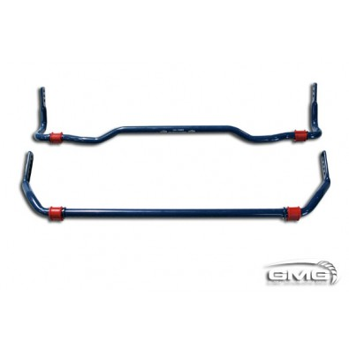 Image of GMG Front and Rear Sway Bar Set Porsche 997 GT3 GT2 - CLEARANCE