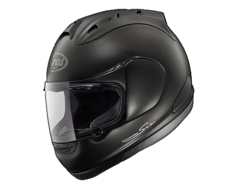Image of Arai Corsair-V Black Frost Motorcycle Helmet 2XL