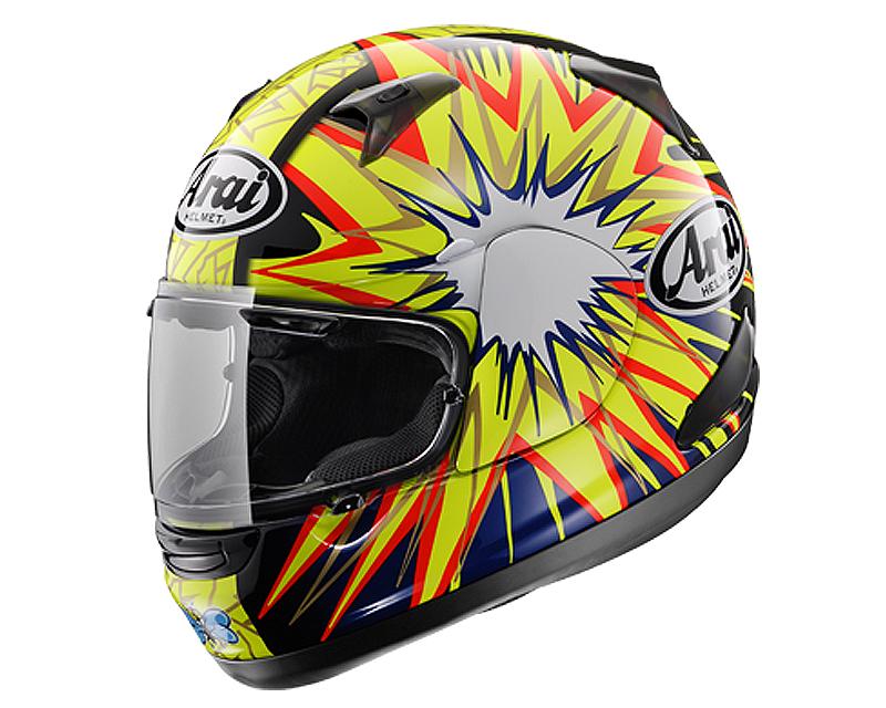 Image of Arai Signet-Q Abraham Motorcycle Helmet XL