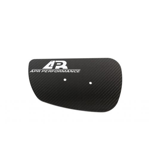 APR Performance Carbon Fiber Old Version Wing GTC-200 Drag Side Plates - AA-100050