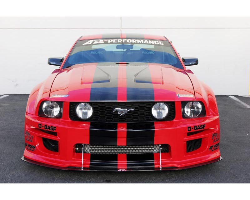 APR Wide Body Kit Ford Mustang S197 GT-R 05-09 - AB-262000