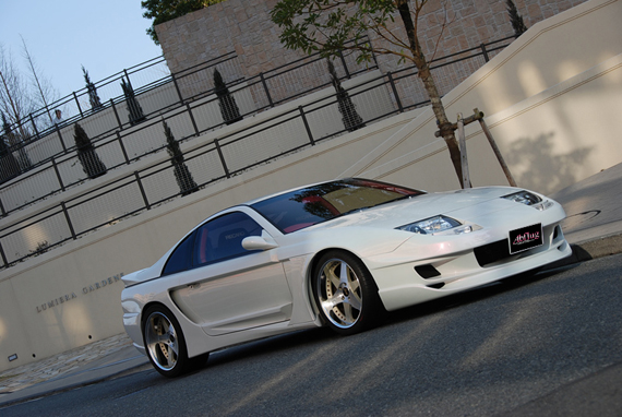240sx Fairlady >> Abflug Wide body kit ver. BEET (2/2) Fairlady Nissan Z32 300ZX 90-99