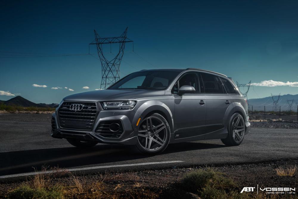ABT Sportline | Vossen Aero Package Audi Q7 | SQ7 16-18 - ABTVOSQ7