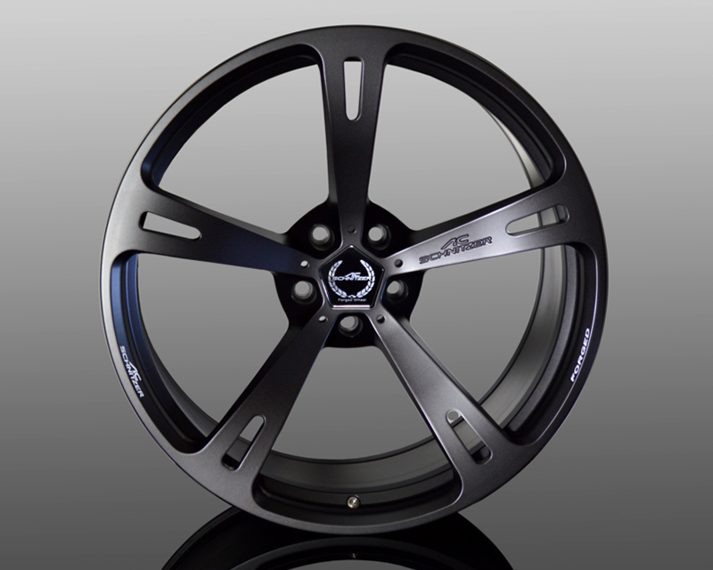 Image of AC Schnitzer Type V Wheel Anthracite 20x10 5x120 ET33
