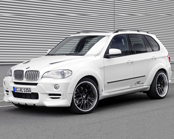 AC Schnitzer Falcon Wide Body Panels BMW X5 E70 without M Sports Package 07-10 - AC-511970200