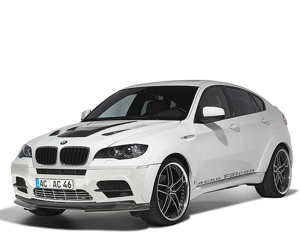 AC Schnitzer Falcon Wide Body Complete Kit BMW X6M E71 without Side View 10-14