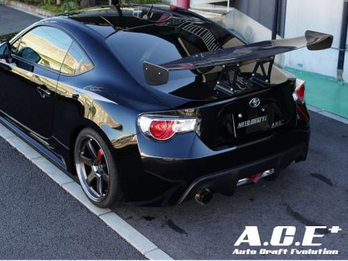 Auto Craft GT-Wing 01 - Carbon Toyota GT86 | Scion FRS 2013-2021 - ACT10561420001