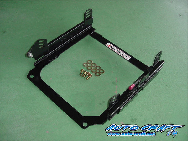 Image of Auto Craft Seat Rail semi bucket Seat 01 Mazda 2 07-13