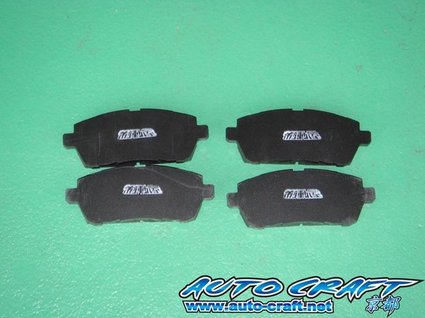 Image of Auto Craft Brake Pad Front 02 Mazda 2 07-13