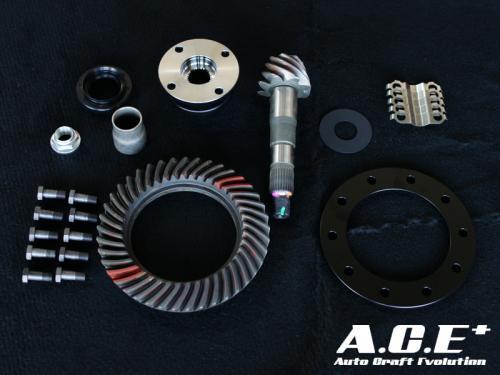 Auto Craft Final Gear 4.10 Subaru BRZ 13+ - ACT60416772B01