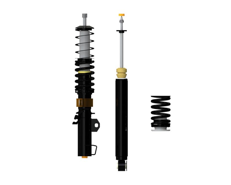 AST 5100 Series Monotube Coilovers w/Springs BMW E36 3 Series incl. M3 92-98