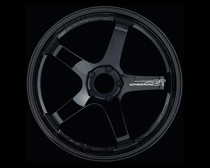 Advan GT Premium Wheel 19x9.5 5x120 21mm Racing Gloss Black - YAQ9J21W9P