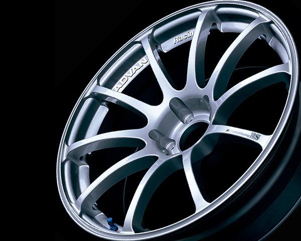 YAH7F48DS Advan | RS Wheel 17x7.5 5x100 +48mm Silver