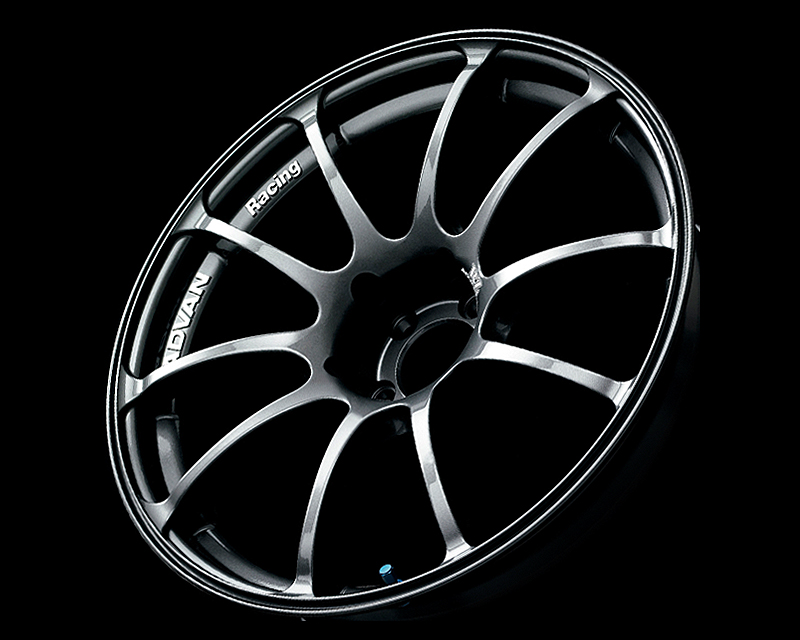 Advan RZ Wheel 17x8  5x100 +47mm Dark Gunmetal - YAJ7G47DX