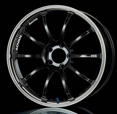 Advan RS-D Wheel 20x9 5x120 17mm Machining Black - YAK0I17WB