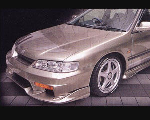 VeilSide 1996-1997 Honda Accord 4Cly. CE1 EC-1 Wagon Model TYPE-B Complete Kit (FRP) - AE041-2