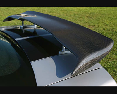 VeilSide 2005-2009 Ford Mustang GT USA Model Rear Wing (CARBON) - AE101-04C