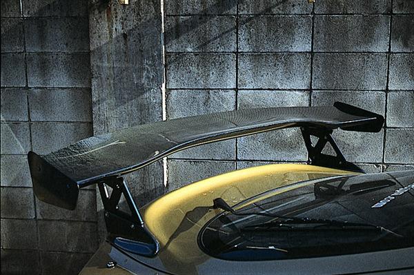 RE Amemiya FRP GT-Wing Toyota Supra 93-02 - AEA10121422A01