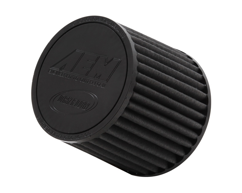 Image of AEM DryFlow Air Filter 2.75inch X 5inch Universal