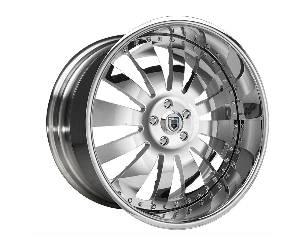Asanti Forged AF119 Wheel 28x11.5 Blank +0mm Custom Finishes - AF1192815004XX