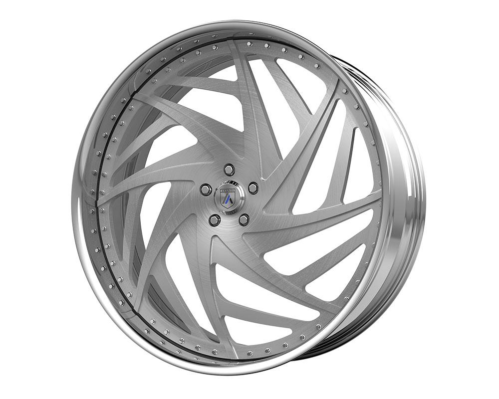 Asanti Forged AF863 Wheel 18x10 Blank +0mm Custom Finishes - AF863810004XX