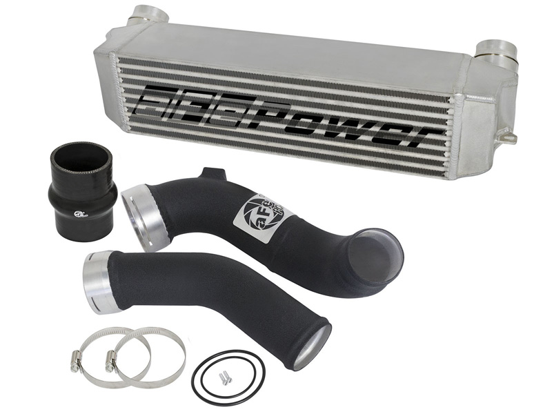 aFe POWER 46-20233-B BladeRunner GT Series Intercooler with Tube BMW 335i  (F30) 12-15 L6-3 0L (t) N55 (M/T Only)