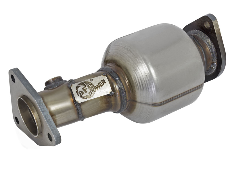 Afe Power 4746101 Direct Fit Catalytic Converter Replacement Nissan Xterra 0511 V6: 05 Nissan Xterra Catalytic Converter At Woreks.co