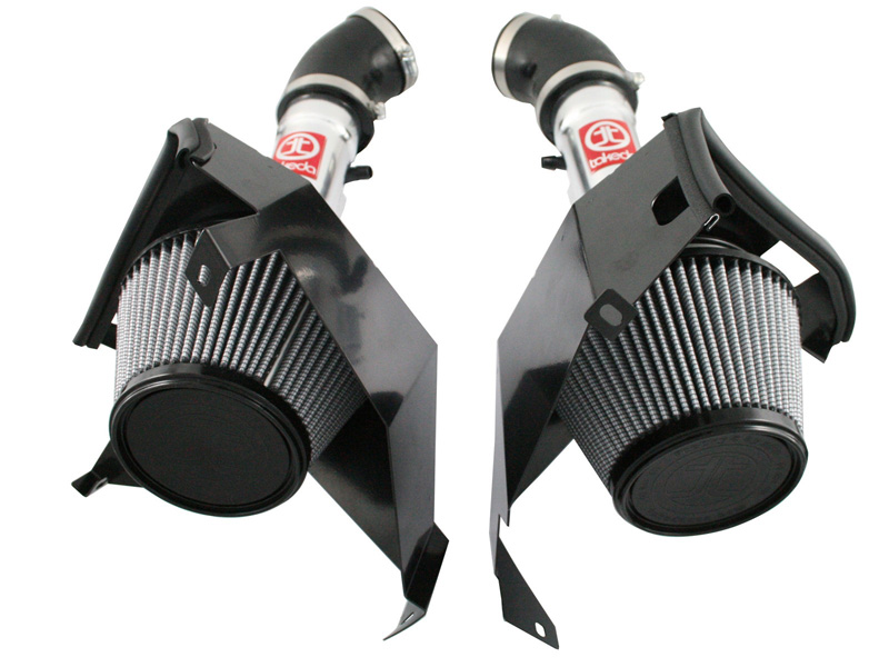 Takeda Stage-2 Cold Air Intake System w/ Pro DRY S Filter Nissan 350Z V6 3.5L 2007-2008 - TR-3004P