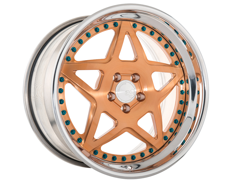 Avant Garde F132 Custom Wheel Set - AG-F132-SET