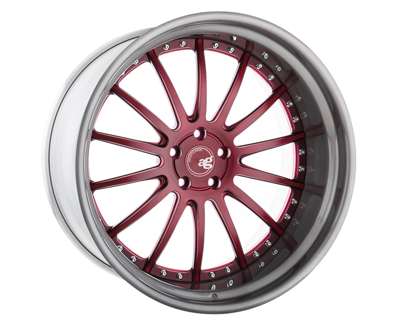 Avant Garde F150 Custom Wheel Set - AG-F150-SET