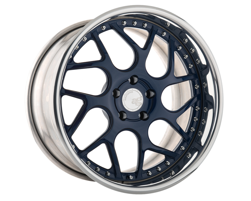 Avant Garde F211 Custom Wheel Set - AG-F211-SET