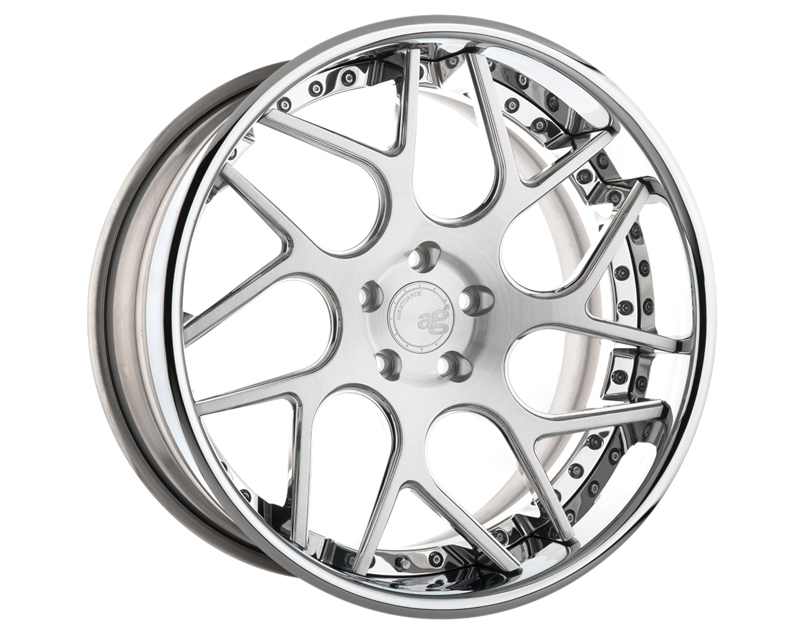 Avant Garde F411 Custom Wheel Set - AG-F411-SET