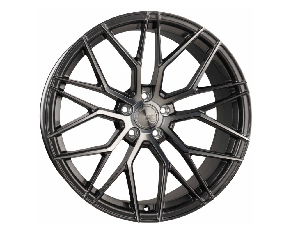 Avant Garde M520R Wheel 20x9.5 Blank 15-39mm Dark Graphite Metallic - M520R-DGM888209515