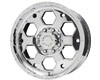 Image of American Outlaw Colt 16X8 5x114.3 -6mm Chrome