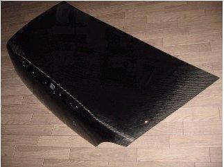 Image of Car Garage Amis Carbon Trunk Honda S2000 00-09